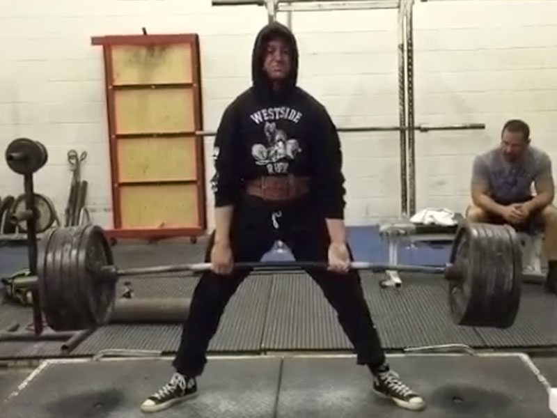 SQUATLIFE 5 Cory Gregory