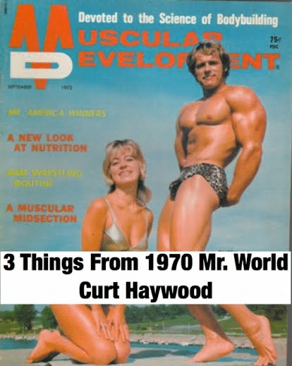 curt haywood