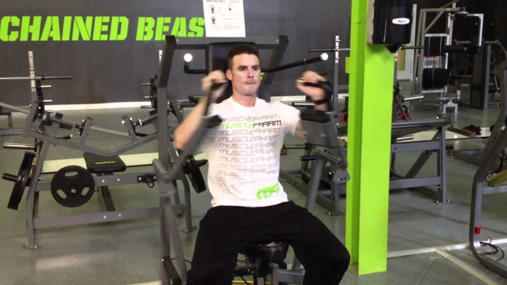 Videos coryg chest machine fly 14 rep method at top malvernweather Gallery