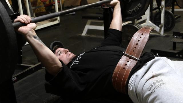 Bench Belt